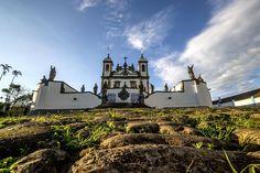 Santuário de Bom Jesus de Matosinhos comemora 30 anos como 'Patrimônio Mundial…