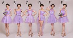 short bridesmaid dresses chiffon bridesmaid by wishuponwedding, $99.99