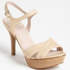 Salevince Camuto Paden Platform Heel