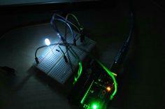 Arduino photoresistor on/off