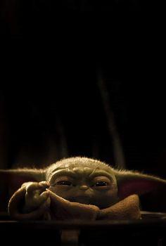 Images Star Wars, Star Wars Pictures, Star Wars Drawings, Cute Drawings, Tableau Star Wars, Yoda Images, Cuadros Star Wars, Yoda Funny, Cute Stars