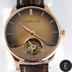 Another level. Angus Davies is drawn to the unusual dial of the H. Moser & Cie Venturer Tourbillon Dual Time. However, beneath the attractive face of this watch is a profoundly impressive specification which demonstrates this watch company's incredible ability to innovate.  http://www.escapementmagazine.com/articles/h-moser--cie-venturer-tourbillon-dual-time---watch-review-by-escapement.html