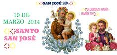 SANTO SAN JOSE, HOY EN SU DIA 19 DE MARZO 2014. FELIZ DÍA AL SANTO SAN JOSE. PARTE 2. ҉҉LOURDES MARÍA BARRETO҉҉