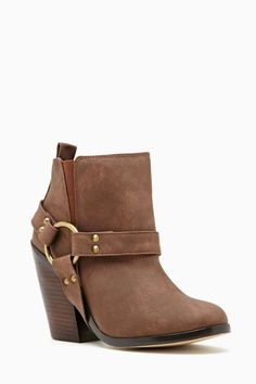 Shoe Cult Beaumont Ankle Boot - Brown