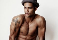 African American Male Models 2009 | Evening Eye Candy: Model Nathan Owens