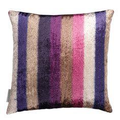 Eden Stripe Cushion from Matthew Williamson
