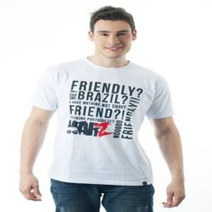 Camiseta Warz