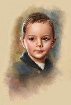 Young Man -- Richard Ramsey (American)