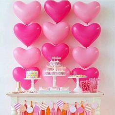 Inspiração linda do IG lindo da @bloglarabettero  . #decorefesta #blogdecorefesta #inspiração #dica #brides #noivas #bridal #decoração