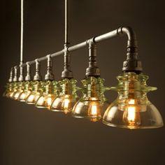 Insulator Lights - Edison Light Globes Pty Ltd