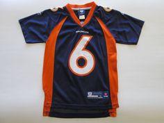 NFL Jay Cutler Denver Broncos Jersey by Rbk size S (8) #Reebok #DenverBroncos