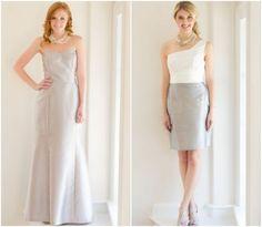 Bridesmaid Dresses By Coren Moore - Preppy Wedding Style