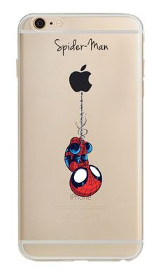 Spider-Man iPhone 6 Case Cell Phones & Accessories - Cell Phone, Cases & Covers - http://amzn.to/2jXZVL6