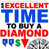 ► ► Why TODAY is an Excellent Time to Buy a Diamond!
