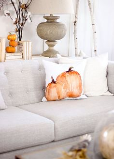 10 Stylish Ways To Give Your Home A Fall Facelift || Colin Cowie Weddings