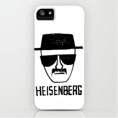 Heisenberg iPhone case | Society6 heeft prachtige iPhone & iPad cases