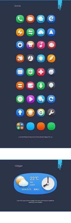 Icons - by iCat.ShenQ