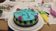My crazy cake