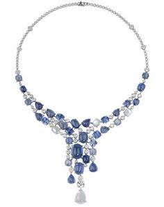 Cartier sapphire ring cartier pinterest for Haute joaillerie cartier