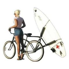 surfboard rack for bike Surfboard Bike Rack, Kayak Storage Rack, Standup Paddle Board, Beach Toys, Surfs, Paddle Boarding, Van Life, Outdoors, Shopping Spree