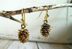 Your place to buy and sell all things handmade Plating, Drop Earrings, Jewellery, Trending Outfits, Unique Jewelry, Handmade Gifts, Gold, Etsy, Vintage