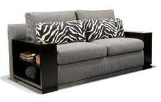 Two Sitter Stylish Sofa