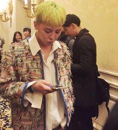 161205 (CET)   G-DRAGON @ The Ritz Paris Cosmopolite Chanel Event 🇫🇷🗼✨ 一 #BIGBANG #BIGBANG10 #SINCE2006 #GDRAGON #GD #KWONJIYONG #PEACEMINUSONE #SEUNGRI #LEESEUNGRI #TOP #CHOISEUNGHYUN #DAESUNG #TAEYANG #YOUNGBAE #KPOP #빅뱅 #지드래곤 #권지용 #지디 #이승리 #승리 #탑 #최승현 #영배 #태양 #대성