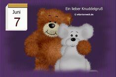 Juni, Teddy Bear, Night, Animals, February, Earth, Good Morning, Animales, Animaux