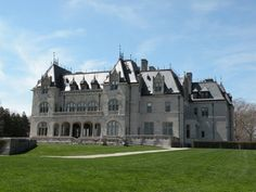 Ochre Court was built in 1892 as a summer home for Ogden Goelet, a wealthy New York banker and developer. Mr. Goelet was also an avid yachtsmen, and there was no better place for sailing during the Gilded Age than Newport.