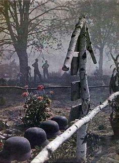 Deutsche Soldatengräber