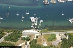 where our houseboat is kept westport ma   Shamrock Marina in Westport, Massachusetts, United States
