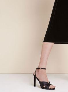 Jaggar Turn Heel – Black