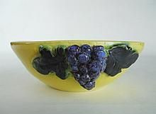 Antique Art Pottery Bowl WWW.JJAMESAUCTIONS.COM