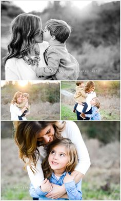 ideas for photography studio family mom Large Family Poses, Family Picture Poses, Fall Family Photos, Family Pics, Summer Family Pictures, Family Portrait Poses, Family Posing, Mom Daughter Photos, Mom And Me Photos