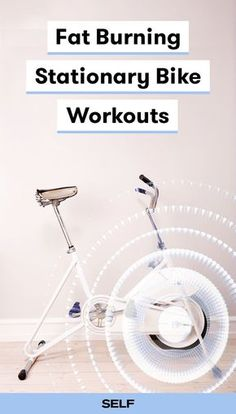 These stationary bike workouts are great for beginners or more advanced riders! If you want to get your spin on outside of a indoor cycling class or the gym, buy a stationary bike to build powerful muscles in your legs and help stimulate weight loss (if that's one of your goals) with a proper diet and strength training to supplement.