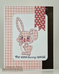 Chick-n-Scrap: For Some Bunny Special.....{Seize The Sketch #16}