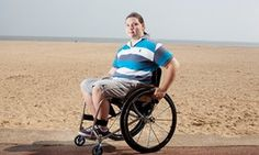 Potential Paralympic star forced to pull out due to cuts in disability support - An up and coming wheelchair basketball player and a university student are among many disabled people whose life chances have been hit.