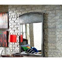 1265-721 Modern Metal Mirror