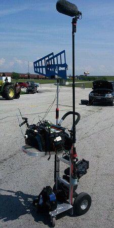Plastic Tool Box, Mobile Desk, Fishing Cart, Audio Studio, Recording Equipment, Audio Design, Photo Tips, Filmmaking, Outdoor Power Equipment