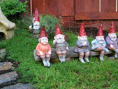 Cool miniature gardens!
