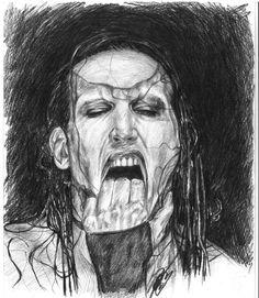 Marilyn Manson (AS) by KlopBondy on DeviantArt
