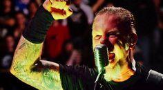 Dos vídeos más de lo que será la película de Metallica