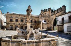 Fuente de Los Leones, Baeza (Jaén)