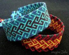 Photo of #5763 by imagineJohnny - friendship-bracelets.net
