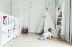 Skandynawski design w pokoju dziecięcym - Aranżacje wnętrz - Pokoje - Wnętrza - budnet.pl