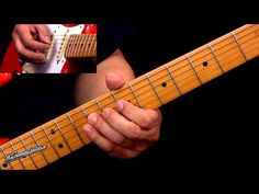 The Blues Riff Collection : Riff 3 - YouTube