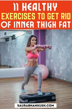 These 11 tips to lose inner thigh fat are my fav, even my sister uses the same tips to lose thigh fat. These takes like 20 mins a day for me and I feel the exercises in my thigh, so I really like them. Lose Thigh Fat Fast, Inner Thigh Muscle, Tone Thighs, Ripped Body, Thigh Muscles, Facial Exercises, Healthy Exercise, Anti Aging Facial, Stubborn Fat