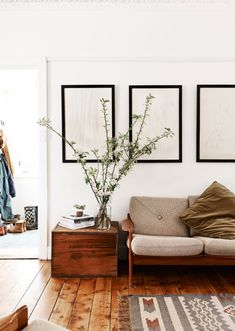 Sydney Home · Cressida Campbell — The Design Files | Australia's most popular design blog.