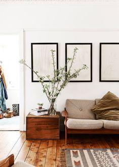 Sydney Home · Cressida Campbell — The Design Files | Australia's most popular design blog.