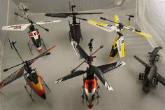 The best under $25 RC RTF Helicopters for indoors and outdoors!